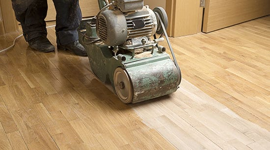 hardwood floor sanding in southern illinois