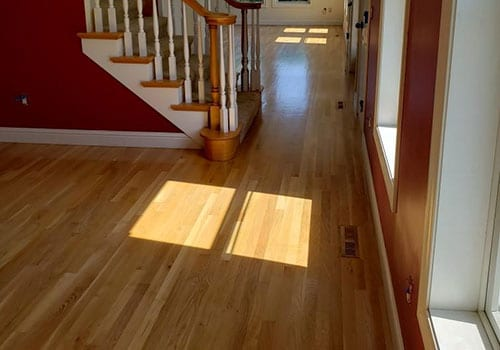 wood floor evansville in