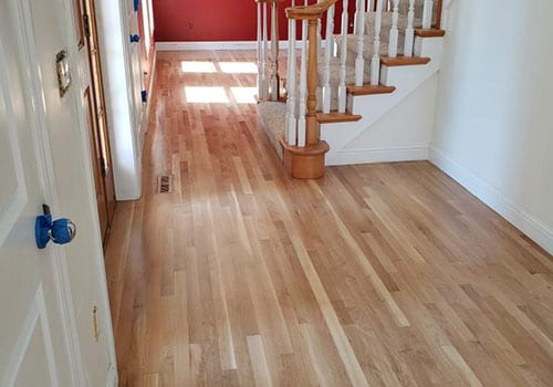 hardwood floor refinishing in evansville in