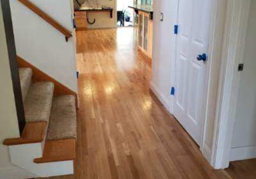 wood floor refinishing in evansville indiana