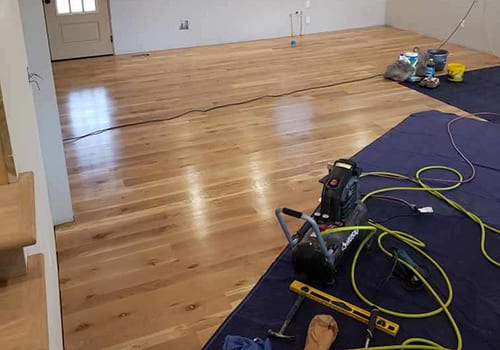 hardwood flooring restoration near evansville in