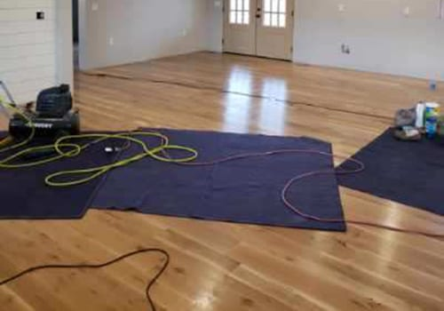 wood floor restoration near evansville indiana