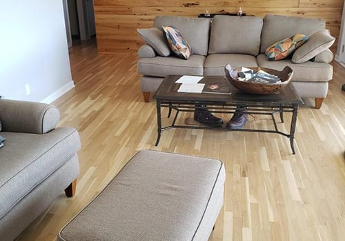 living room hardwood flooring evansville in