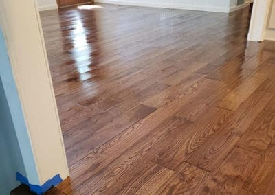 hardwood flooring refinished in southern illinois