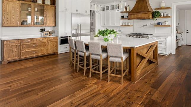 custom design wood floor carbondale il