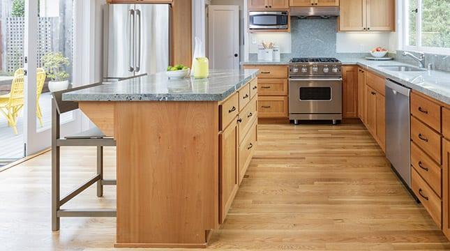 custom design floor marion il