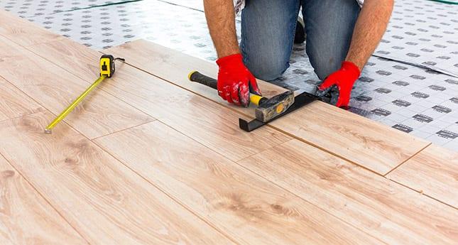 hardwood floor installation marion illinois