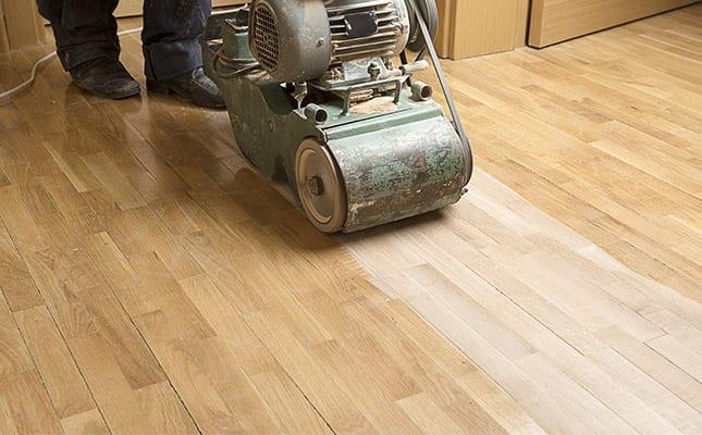 hardwood sanding and refinish marion il