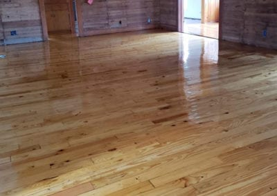 Hardwood Repair & Refinishing in Marion, IL