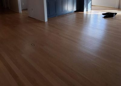 Installation of Wood Flooring in Newberg, IN