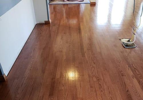 Floor Warping Repair in Evansville Indiana