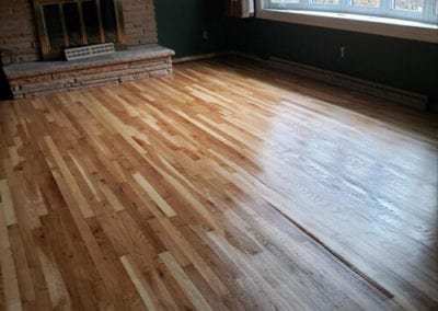 Finished Flooring Restoration in Southern IL