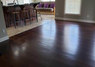 Hardwood floor sanding and refinishing Newburgh In