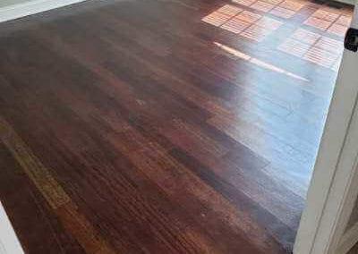 Wood floor refinishing Newburgh Indiana
